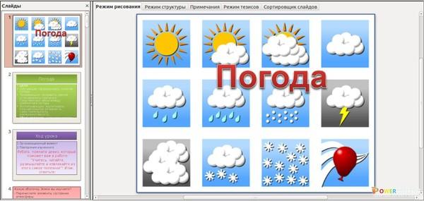 Открытка на английском языке о погоде - Короткие пожелания, страница 2