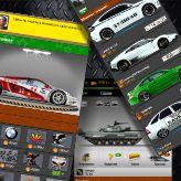 Скриншот игры Супер гонки