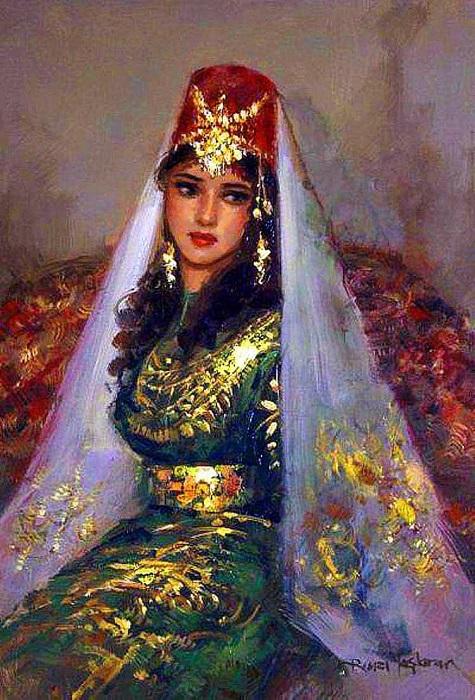 В гаремах правителей Востока всегда горели нешуточные страсти и велась борьба за влияние.