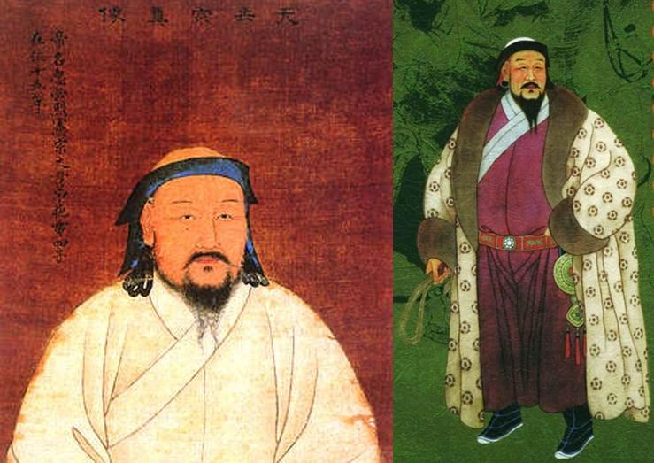 Внук Чингисхана похоронен на территории России